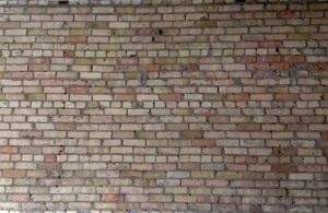 Nightingale Brick Wall