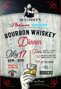 Mortimer's Whiskey Dinner